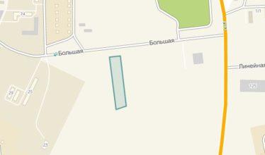 Земельный участок 0,43 Га ул. Большая Обь Новосибирский район