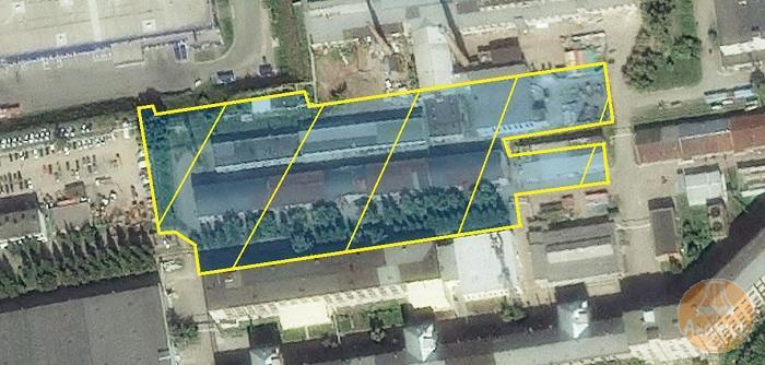 Земельный участок 1,91 Га ул. Красный проспект Заельцовский район