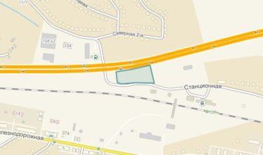 Земельный участок 0,47 Га ул. Станционная Новосибирский район