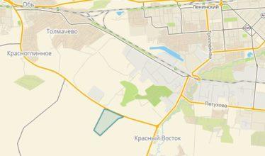 Земельный участок 14 Га ул. Колхозная ТЭЦ-6 Новосибирский район Толмачевский сельсовет
