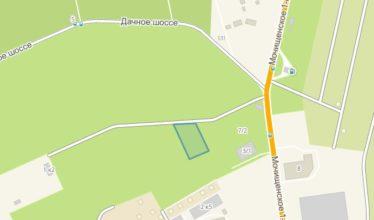 Земельный участок 0,44 Га Мочищенское шоссе Заельцовский район