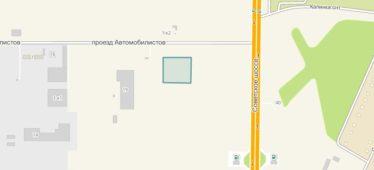 Земельный участок 0,75 Га Советское шоссе Новосибирский район