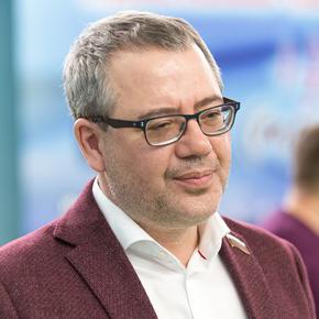 Председатель совета директоров ГК «Стрижи» Илья Поляков