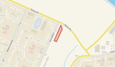 Земельный участок 0,28 Га ул. Кочубея Калининский район