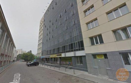 Бизнес-Центр «Баден» г. Новосибирск, ул. Залесского 5/1