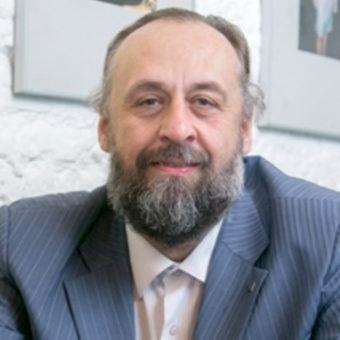 Советник мэра Новосибирска, архитектор Александр Ложкин