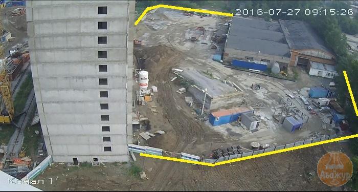Земельный участок 0,70 Га ул. Фадеева Калининский район