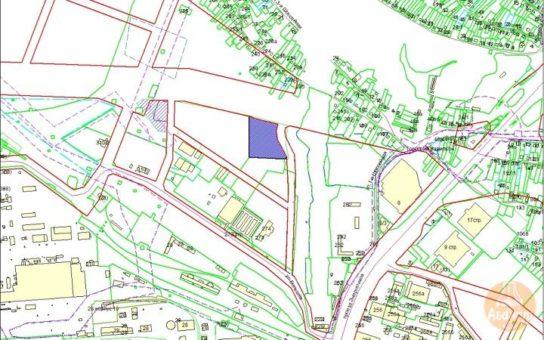 Схема расположения земельного участка по ул. 2-й Шоссейной в Ленинском районе