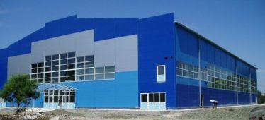 Быстровозводимые промышленные здания