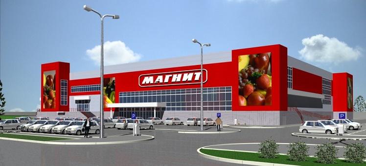 Быстровозводимые торговые центры магазины строительство под ключ Новосибирск
