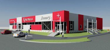 Расчет строительства магазина 1500 кв.м под ключ