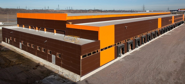 Быстровозводимые склады под ключ в Новосибирске и других городах Сибири