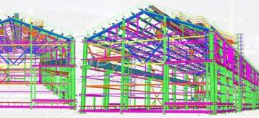 Проектирование быстровозводимых складов из металлоконструкций