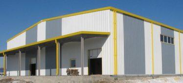 Строительство холодильных быстровозводимых складов из металлоконструкций