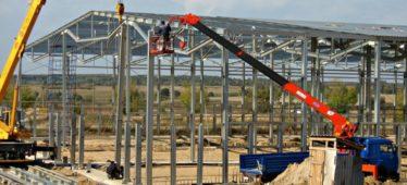 Строительство складов под ключ в Новосибирске и других городах Сибири