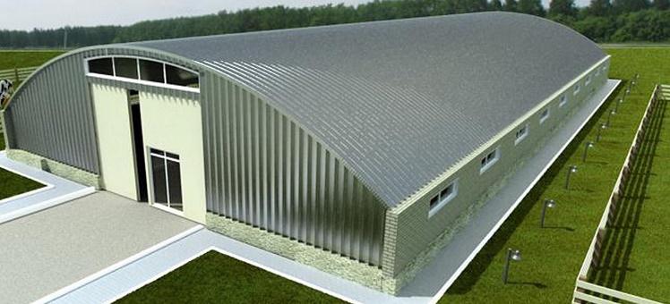 В чем плюсы быстровозводимых зданий и сооружений из металлоконструкций?