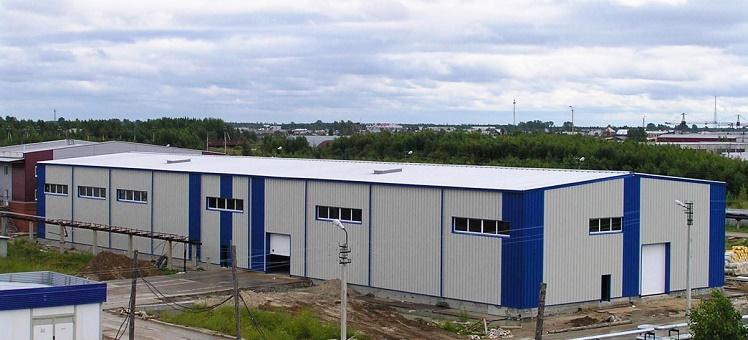 Быстровозводимые модульные здания из металлоконструкций и их применение