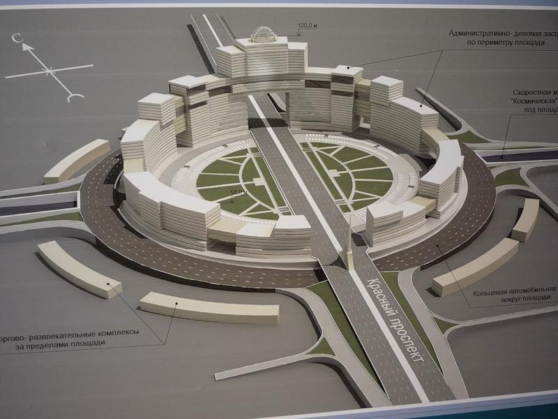 Утвержден проект планировки северной части Новосибирска