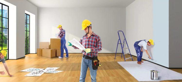 Как правильно выбрать строительную компанию для ремонта своего офиса?