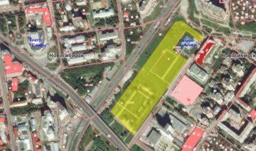 Самый дорогой земельный участок в Новосибирске