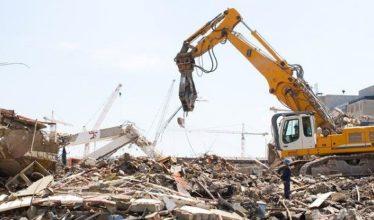 Ликвидация объекта для нового строительства
