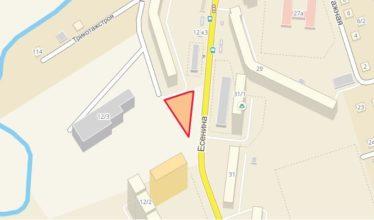 Торговый центр на Есенина - актуальный вид строительства на нашем участке