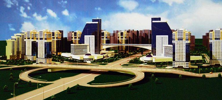 Проект планировки территорий Мочищенское шоссе Заельцовский район Новосибирск