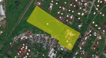 Земельный участок 4,5 Га и два здания ул. Солидарности Калининский район