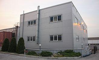 Красный проспект, 220 Здание склада