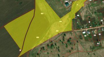 Земельный участок 10 Га Малый Оёш Колывань Новосибирская область