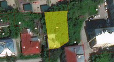 Земельный участок 0,05 Га ул. Колыванская Центральный район