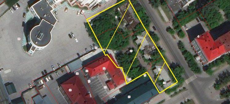Земельный участок 0,33 Га ул. Дмитрия Шамшурина Железнодорожный район