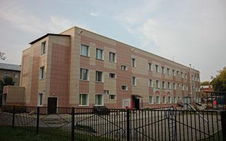 Ул. Оловозаводская, 16 Детский сад