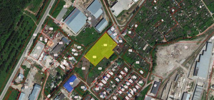 Земельный участок 0,84 Га пос. Озерный ул. Промышленная Новосибирский район