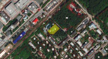 Земельный участок 0,28 Га ул. Магаданская Заельцовский район