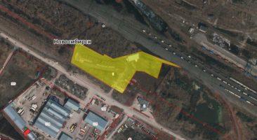 Земельный участок 1,89 Га Толмачевское шоссе Ленинский район