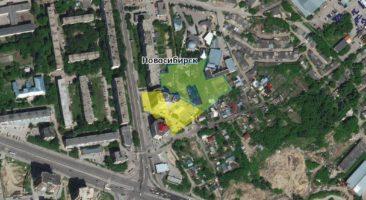 Земельный участок 0,66 Га ул. Красина Дзержинский район