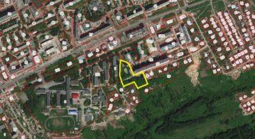 Земельный участок 1,14 Га ул. Рябиновая Октябрьский район