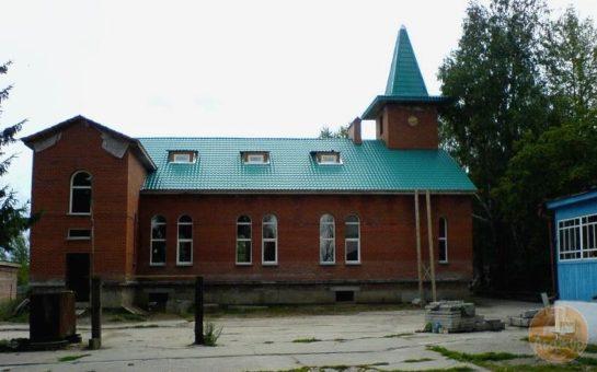 Церковь в Первомайском районе
