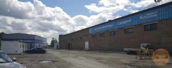 Земельный участок 2,46 Га ул. Тайгинская Калининский район