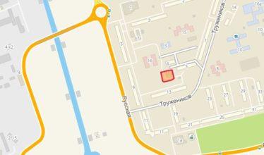 Земельный участок 0,11 Га ул. Каспийская Советский район