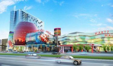 Строительство торговых комплексов и торгово-развлекательных центров