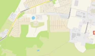 Земельный участок 1,5 Га ул. Приграничная Первомайский район