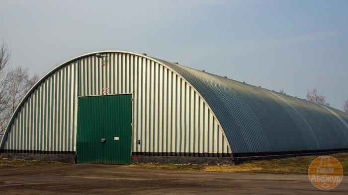 Расчет строительства холодного ангара до 3000 кв.м