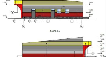 Строительство и ввод в эксплуатацию магазина 500 кв.м