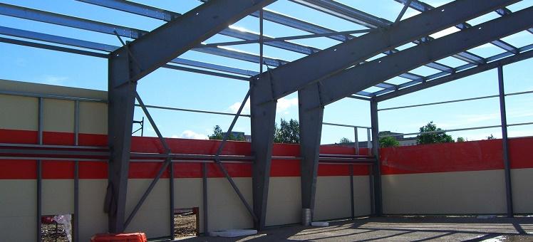 Расчет строительства отапливаемого склада до 3000 кв.м