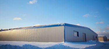Расчет строительства отапливаемого склада 1500 кв.м с воротами по обеим торцевым сторонам и пандусом для автотранспорта