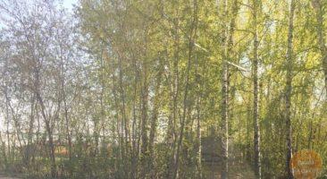 Земельный участок 0,15 Га Бердское шоссе Первомайский район
