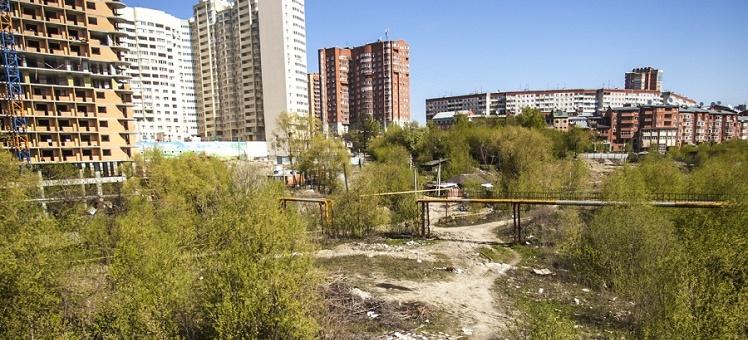 Застройщик земельного участка за ТЦ «Ройял Парк» потерял 12 миллионов из-за несуществующей трубы