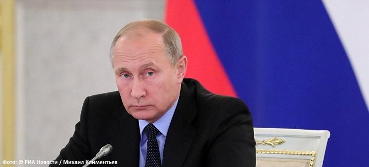 Безобразие в сфере строительства в регионах - Президент РФ Владимир Путин